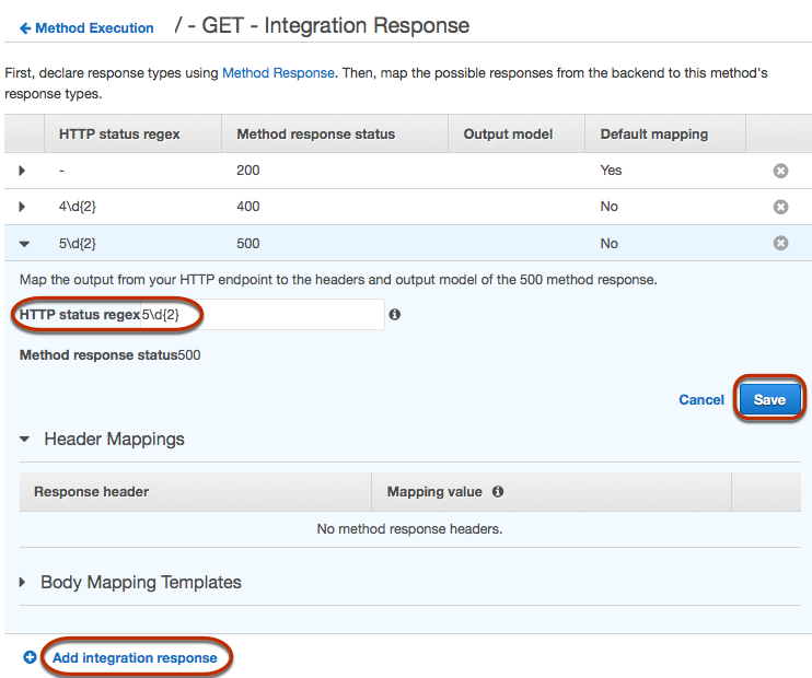 TUTORIAL: Create a REST API as an Amazon S3 Proxy in API Gateway
