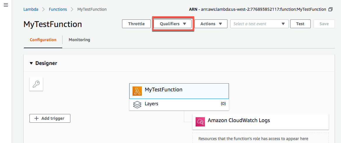Managing Versioning Using the AWS Management Console, the
