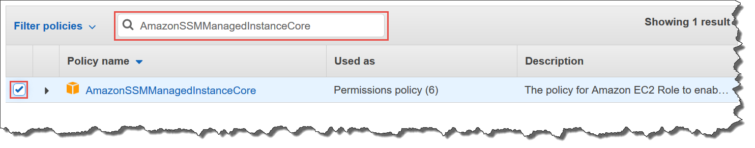 Step 4: Create an IAM Instance Profile for Systems Manager